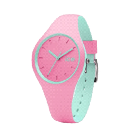 ICE WATCH DUO SMALL PINK/BLUE