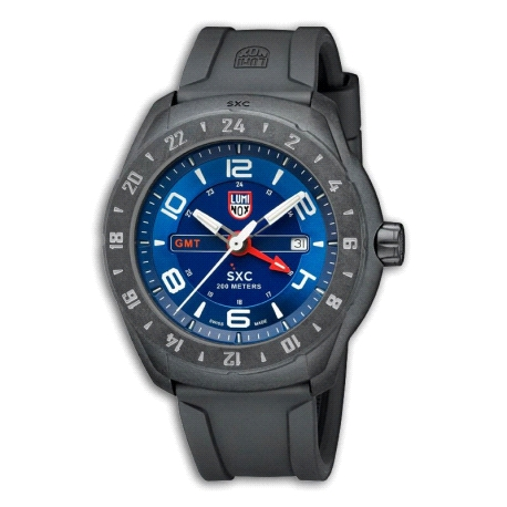 LUMINOX SPACE GMT BLUE DIAL