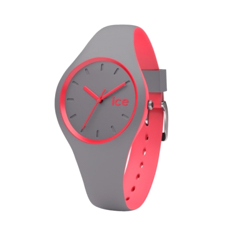 ICE WATCH DUO SMALL DUSTY CORAL
