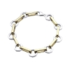PULSERA DURAN EXCUSE PLATA IP GOLD