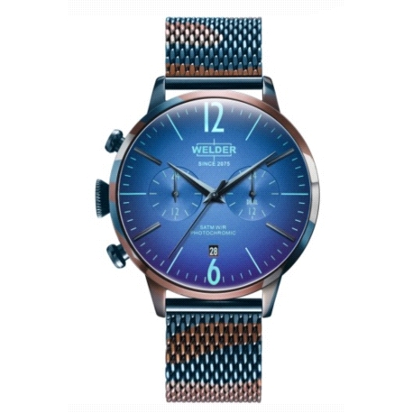 WELDER SMOOTHY CAMOUFLAJE DUAL TIME 42