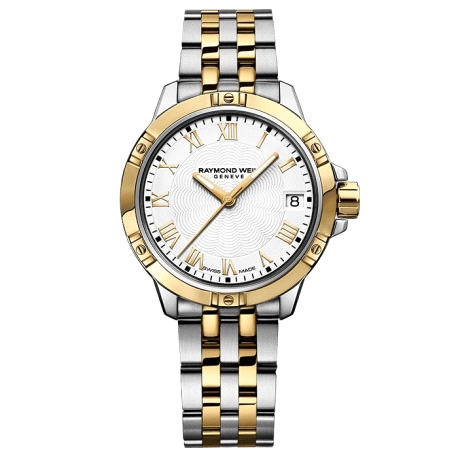 RAYMOND WEIL TANGO CLASSIC LADIES TWO-TO