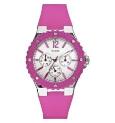 GUESS MULTIFUNCION CAUCHO ROSA