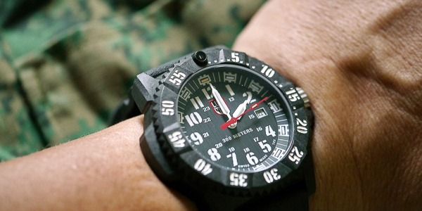 Luminox Carbon Seal 3800 series